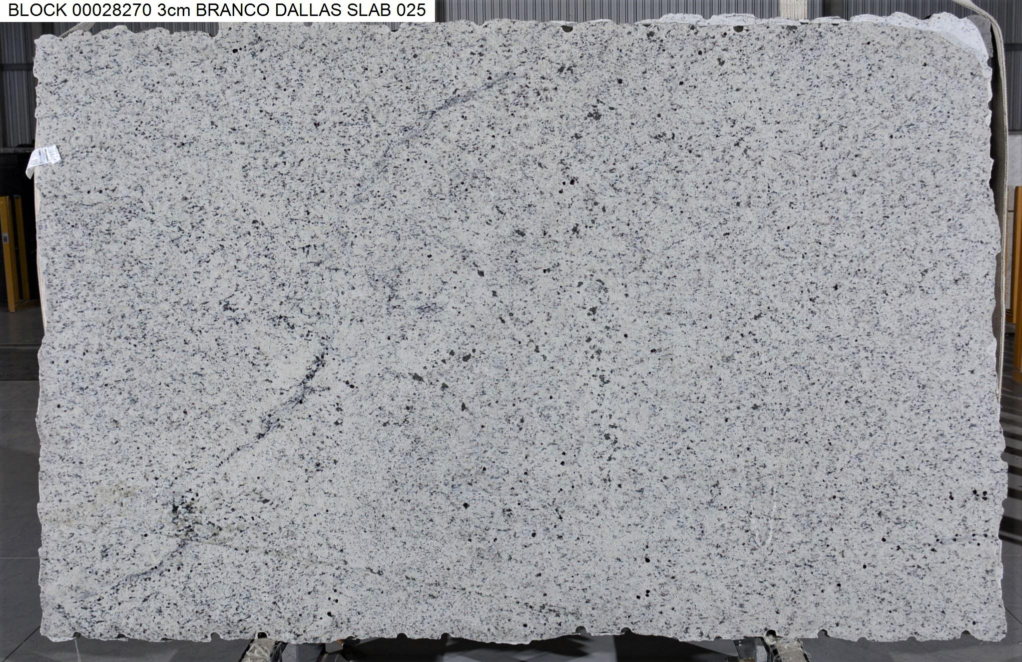 DALLAS WHITE (T) COMMERCIAL 3CM