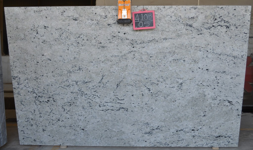 COLONIAL WHITE POLISHED 3CM